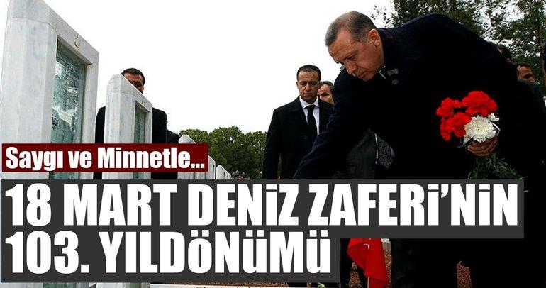 'Afrin ve 15 Temmuz Çanakkale ruhunu gösterdi'