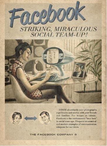50 yıl önce Facebook olsaydı