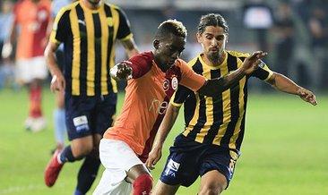Galatasaray: 60 - Ankaragücü: 17