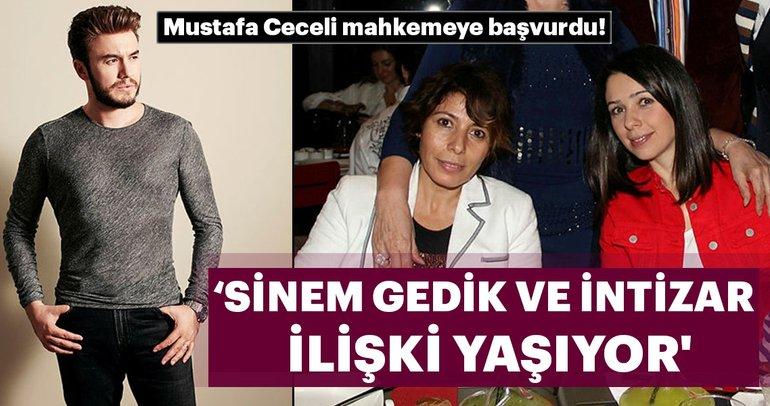 Mustafa Ceceli'nin eski eşi Sinem Gedik ve İntizar hakkında şoke eden iddia!