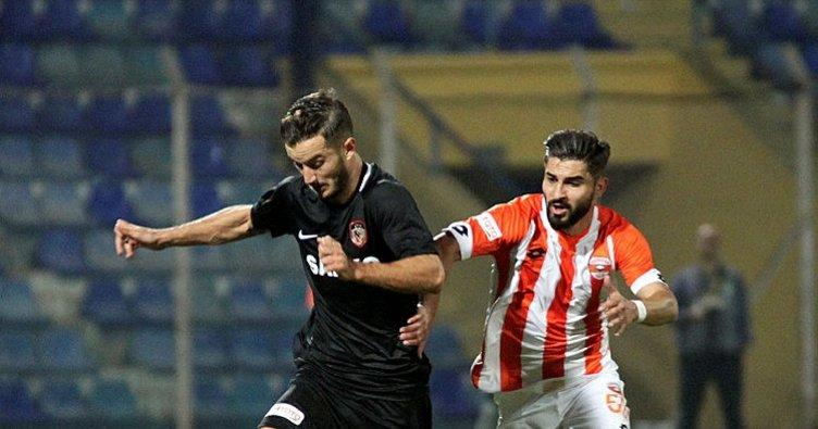 Adana ile Gazişehir yenişemedi