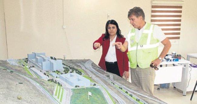 İzmir'e devasa sağlık kampusu