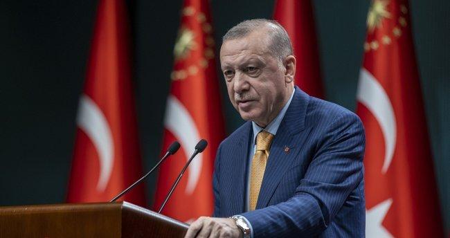 Son dakika haberi: Türkiye Kabine toplantısı kararları ve Başkan Erdoğan'ın açıklamalarına kilitlendi