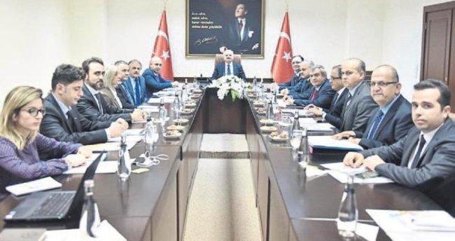 Vali Çakacak: Bu proje bir 'Türk Tarım Projesi'dir