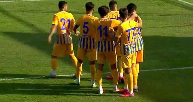 Belediye Derincespor Çankaya FK'yı 3 golle geçti!