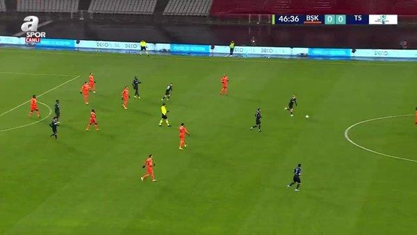 GOL! Başakşehir 0-1 Trabzonspor