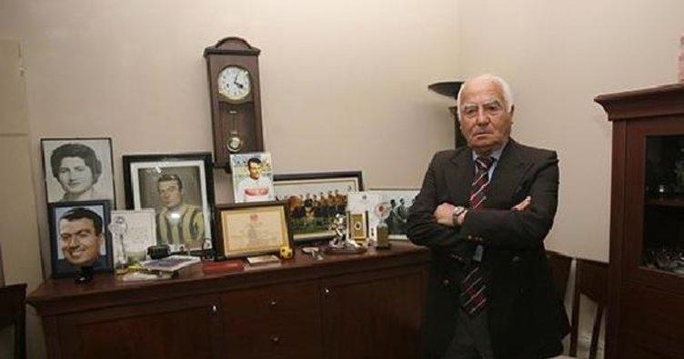 Fenerbahçe'nin efsane ismi Halit Deringör vefat etti