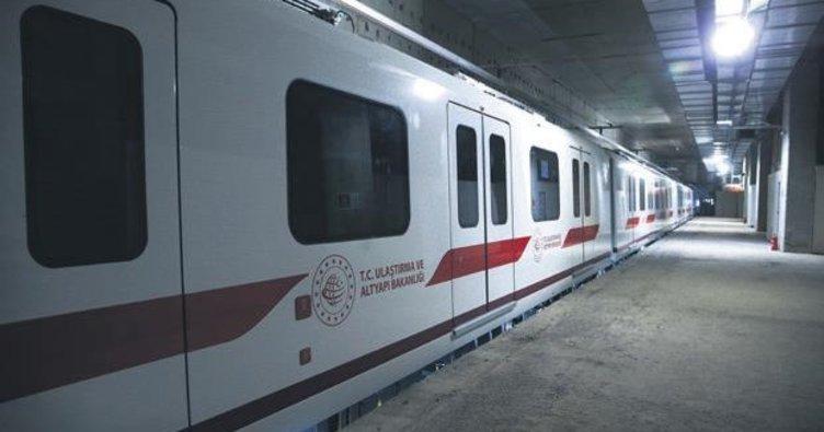 İstanbul Havalimanı metrosu açılıyor