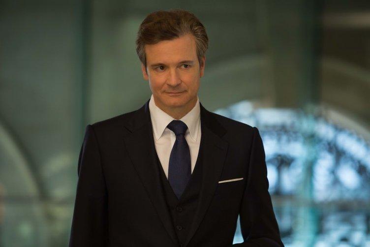 İngiliz oyuncu Colin Firth, 'Bridget'in yeni macerasını GÜNAYDIN'a anlattı