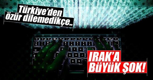 Türk hackerler, Irak'ın resmi sitelerini hackledi
