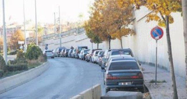 Altınsoy Caddesi 12 Kasım'a kadar kapalı