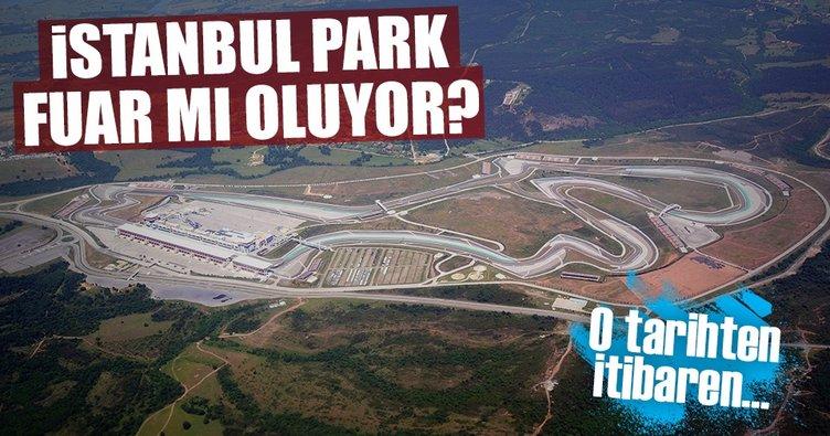 İstanbul Park 2023'ten sonra Anadolu Yakası'nın fuar merkezi olabilir