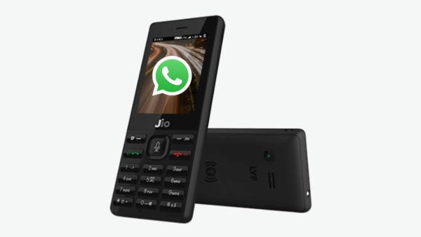 Tuşlu telefonlara da WhatsApp geliyor