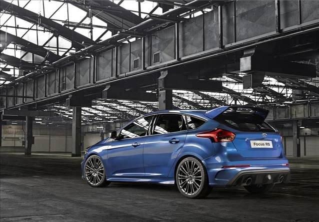 Ford Focus RS'in fotoğrafları yayınlandı