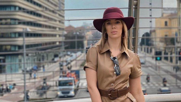 İtalya'da bir ilk! Coronavirüse yakalanan İtalyan manken Bianca Dobroiu'nun test sonuçları herkesi şaşırttı