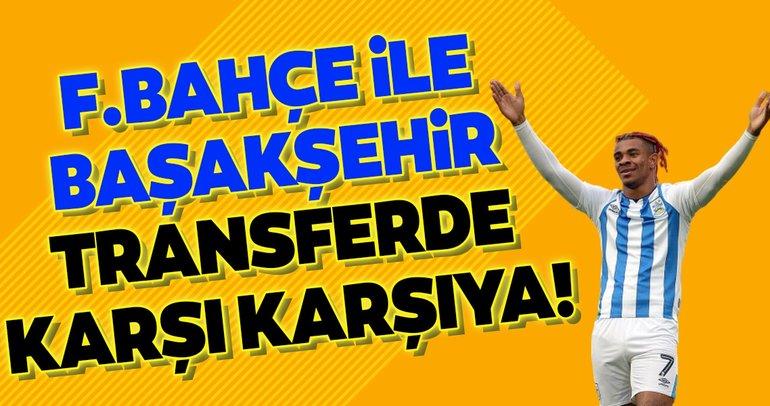 Fenerbahçe ile Başakşehir Juninho Bacuna'yı istiyor!