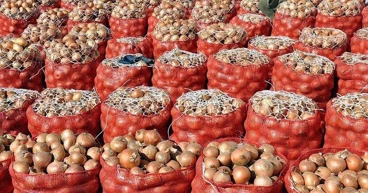 'Kuru soğan fiyatları önümüzdeki hafta düşüşe geçecek'