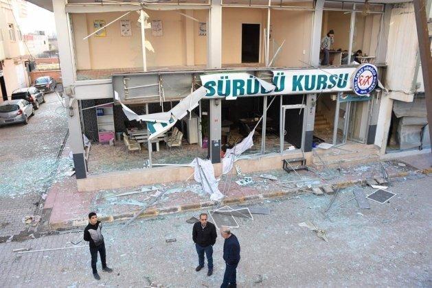 Mardin'de terör saldırısı