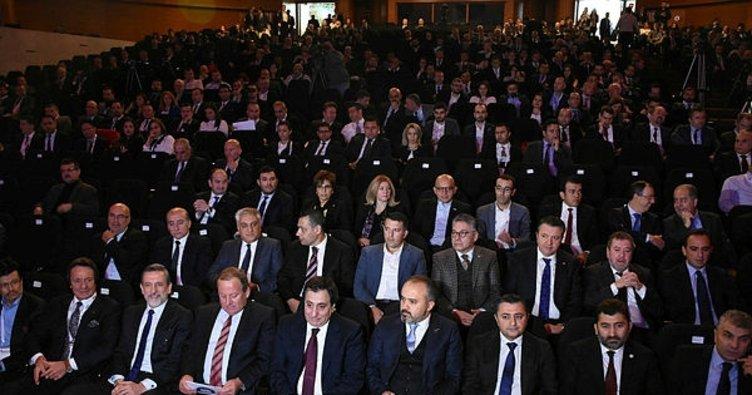Dünya otomotiv sektörünün devleri Bursa'da buluştu