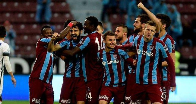Trabzonspor'da kritik 4 hafta