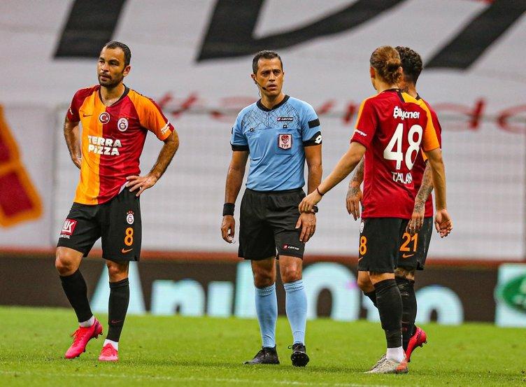 Spor yazarları Galatasaray-Gaziantep FK maçını yorumladı!