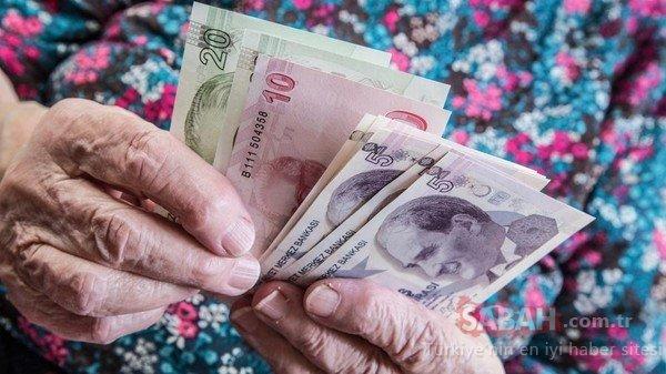 Emekli ikramiyesine 318 TL zam masada! Güncel emekli maaşı ne kadar?
