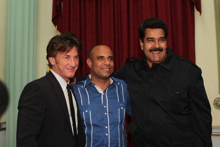 Maduro da selfie akımına kapıldı