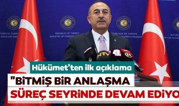 Son Dakika: Dışişleri Bakanı Mevlüt Çavuşoğlu'ndan kritik S-400 açıklaması