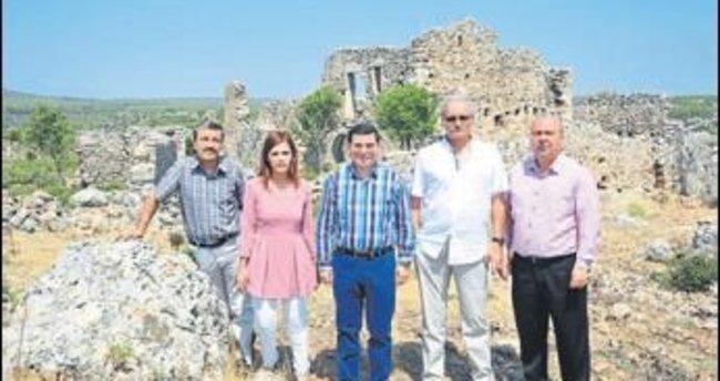 Kepez Belediyesi Lyrboton Kome için harekete geçti