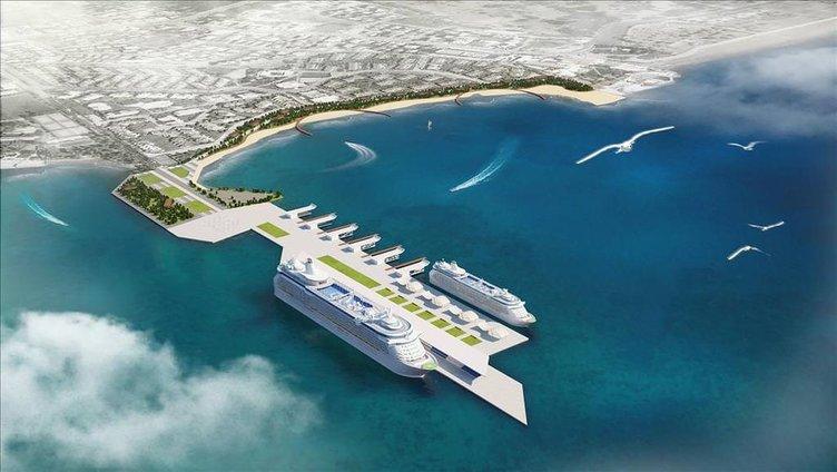 Antalya'nın milyar dolarlık projeleri Cannes'da görücüye çıkacak