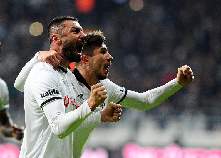 Beşiktaş'ın milli yıldızı için İtalyan ekibinden 36 milyon...