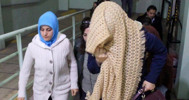 Gülen'i iki yeğeni tutuklandı