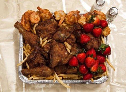 İdam mahkumlarının son yemekleri