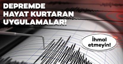Deprem enkazında hayatınızı kurtaracak uygulamalar ve kullanabileceğiniz akıllı telefon özellikleri