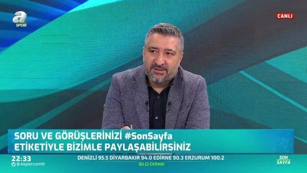 Serdar Sarıdağ: Beşiktaş'a geliş sürecinde Gökhan'a haksızlık yapıldı
