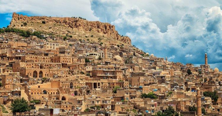 Mardin'de gezilecek yerler - Mardin'de görülmesi gereken 10 güzel yer!