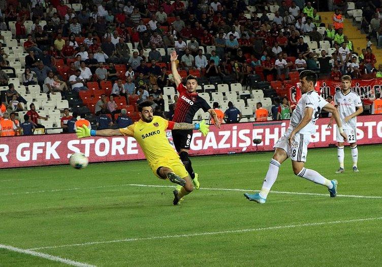 Gürcan Bilgiç Gazişehir - Beşiktaş maçını yorumladı