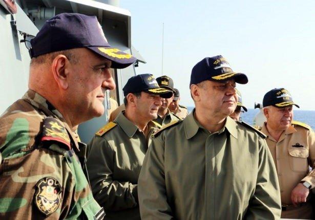 Türkiye'nin yeni komutanları