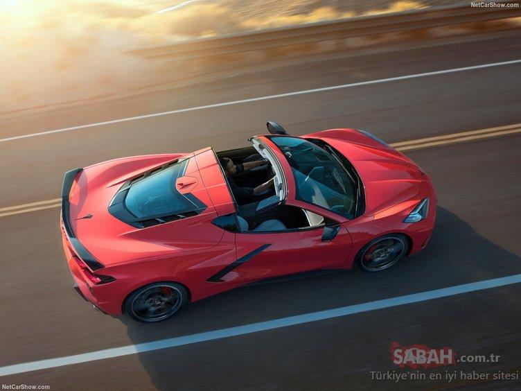 Chevrolet Corvette C8 Stingray resmen tanıtıldı! Chevrolet Corvette C8 Stingray'in özellikleri nedir?