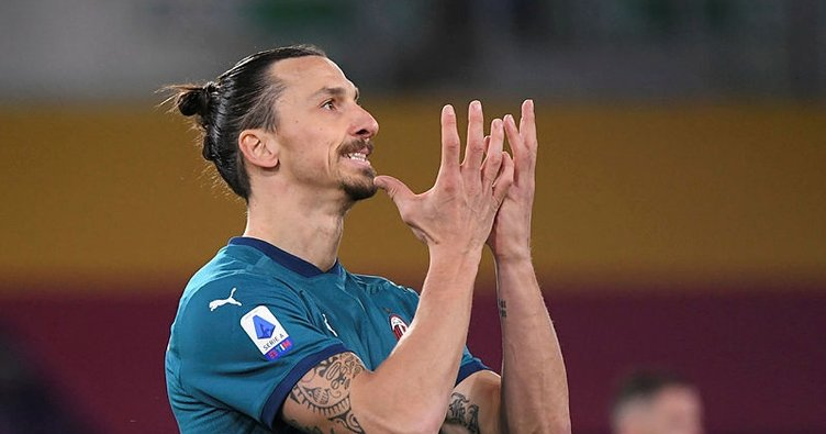 Ibrahimovic Manchester United'a karşı yok!