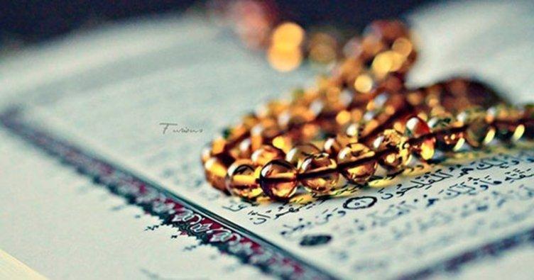 Namaz Sonrası Tesbih Duası Tesbihat Nasıl Yapılır Işte Tesbih