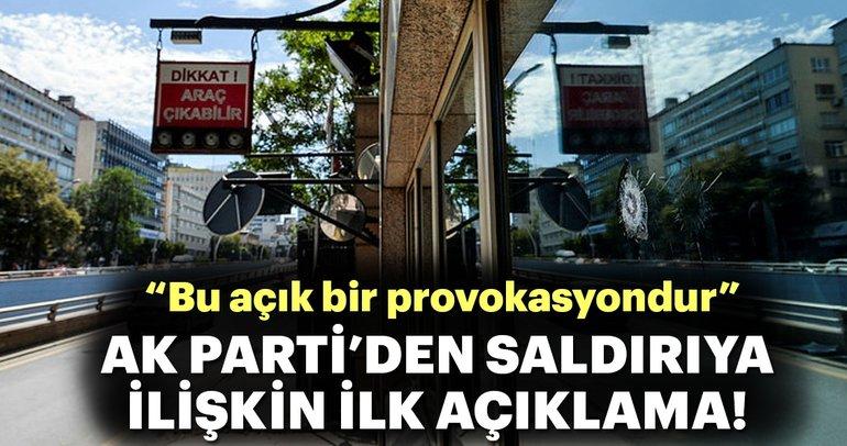 ABDâ??nin Ankara BüyükelçiliÄ?ine silahlı saldırı düzenlendi