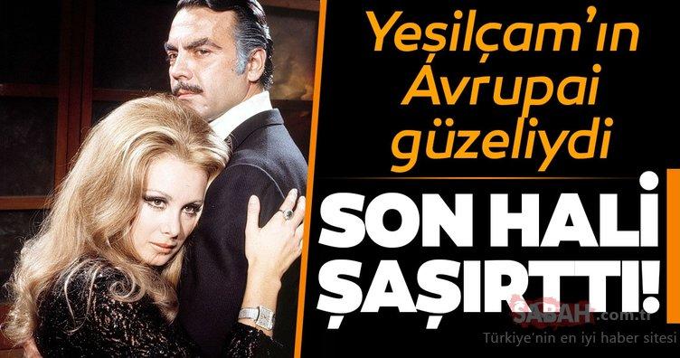 Türk sinemasının Avrupai güzeliydi! Filiz Akın'ı şimdi görenler...