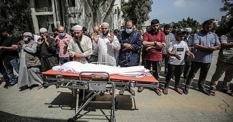 İsrail saldırılarından kalma mühimmat patladı: 1 çocuk öldü