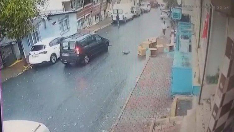 Son dakika haberi! Hırsızların peşinden koşup araca atladı, sonra...