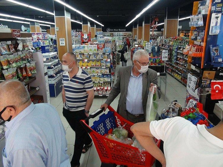Bugün marketler açık mı, kapalı mı olacak? 16-17-18-19 Mayıs sokağa çıkma yasağında marketler hangi gün, saat kaçta açık olacak?