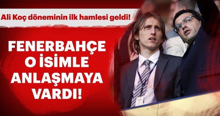 Fenerbahçenin futbol direktörü Damien Comolli oldu
