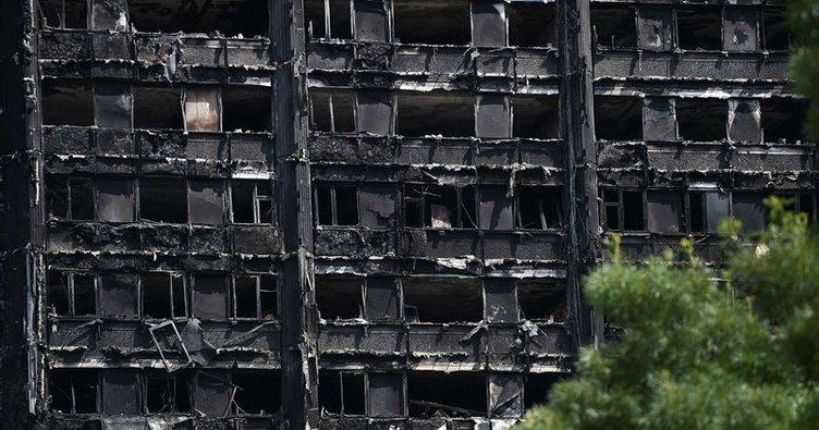 Londra'da ölenlerin sayısı 58'e yükseldi