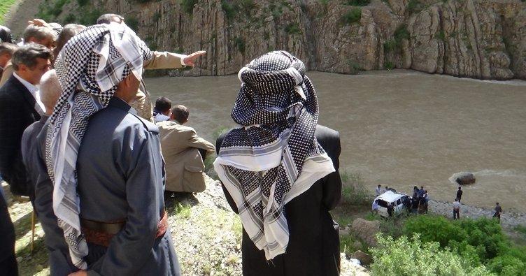Zap'ta kaybolan kadın için seferberlik