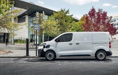Elektrikli kompakt Van: Citroen e-Jumpy
